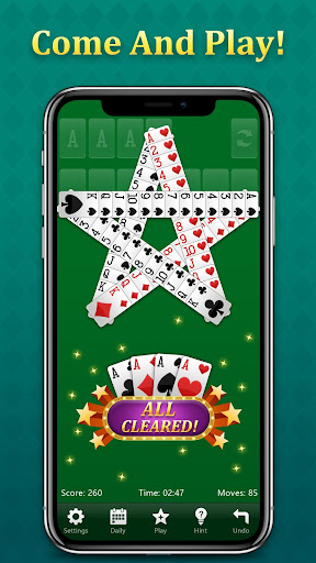 Solitaire Card Collection screenshot 2