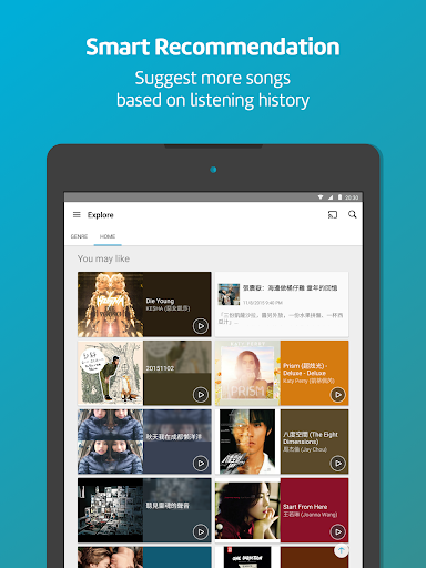 KKBOX - Music and podcasts, anytime, anywhere! screenshot 11