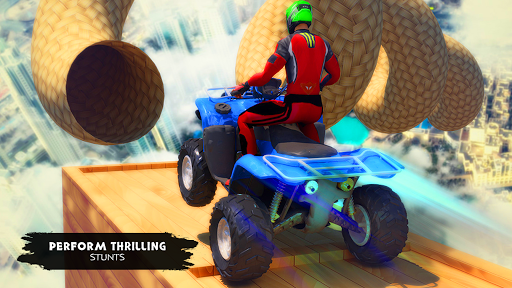 ATV Quad Bike Simulator 2021 screenshot 9