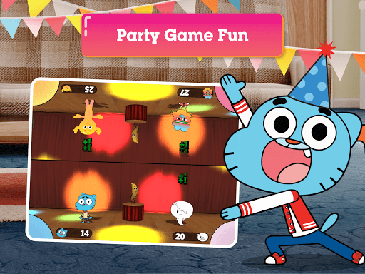 Gumball's Amazing Party Game screenshot 18