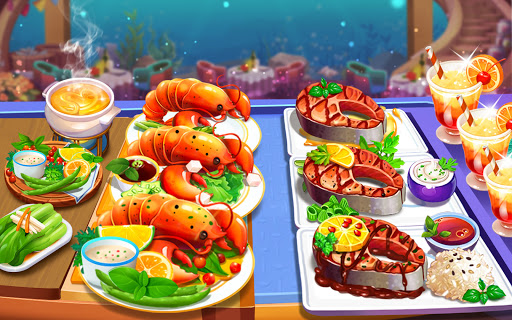 Cooking Fancy:Crazy Restaurant Cooking & Cafe Game screenshot 1