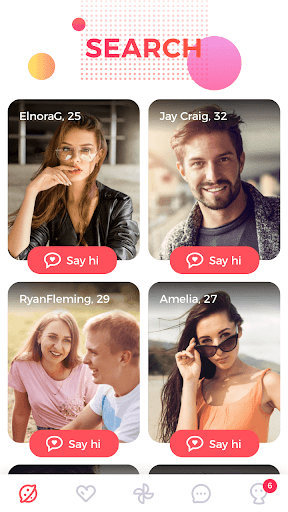 Threesome Dating App for Swingers & Couples - 3way screenshot 1