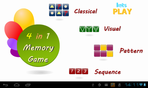 Memory Games For Adults screenshot 17