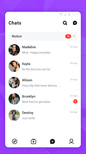 MIKA: Live Streaming Chat and Make New Friends screenshot 4