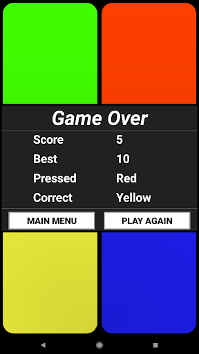 Simon Says - Memory Game screenshot 20