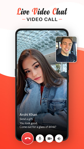 Live Video Chat & Video Call screenshot 4