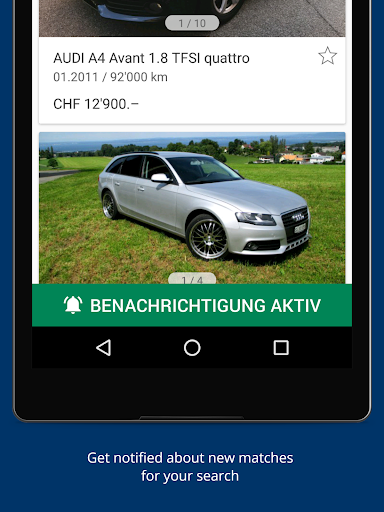 AutoScout24 Switzerland - Find your new car screenshot 10