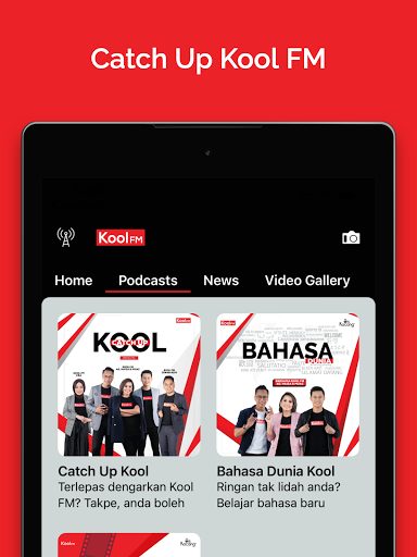Kool FM screenshot 3