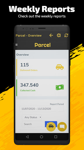 Parcel screenshot 8