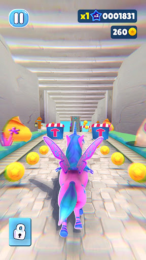 Magical Pony Run screenshot 8