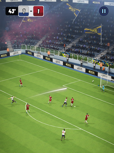 Soccer Super Star screenshot 12