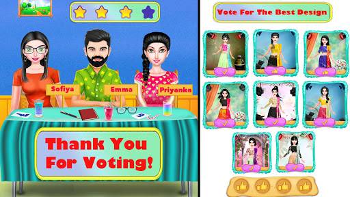 Superstar Fashion Stylist Dress up screenshot 1