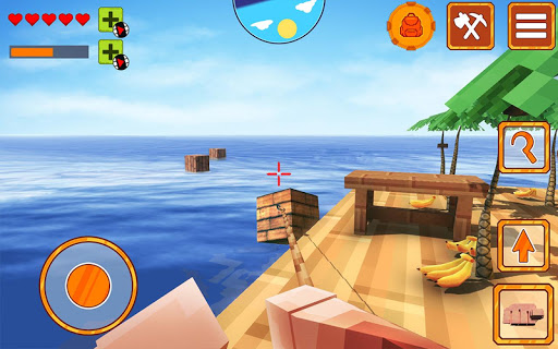 Multi Raft 3D: Survival Game on Island screenshot 3
