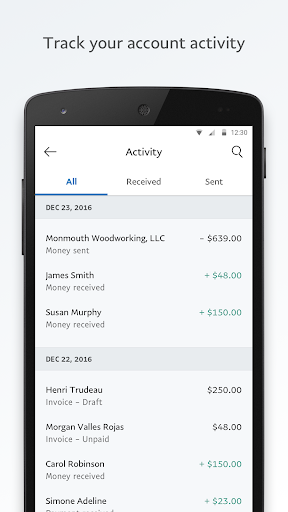 PayPal Business screenshot 3