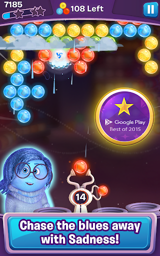 Inside Out Thought Bubbles screenshot 2