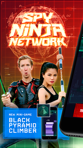 Spy Ninja Network screenshot 1