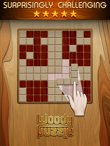 Woody Block Puzzle ® screenshot 7
