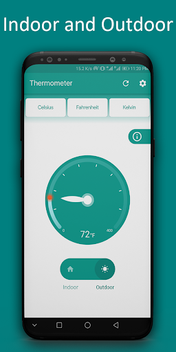 Thermometer Room Temperature( Indoor and Outdoor ) screenshot 6