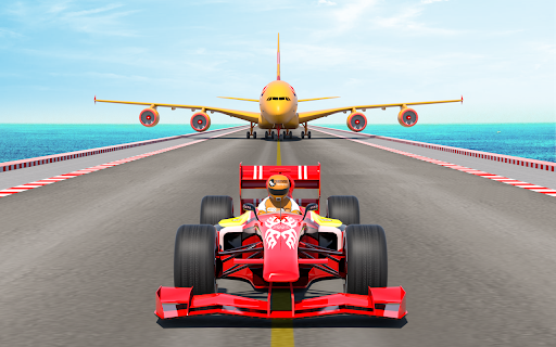High Speed Formula Car Racing screenshot 1