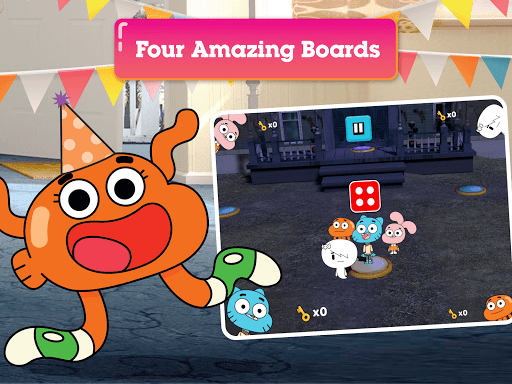 Gumball's Amazing Party Game screenshot 11
