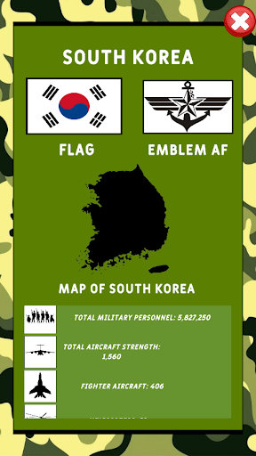 Armies of the countries of the world | With Flags captura de tela 2