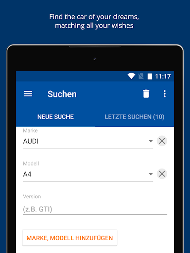 AutoScout24 Switzerland - Find your new car screenshot 9
