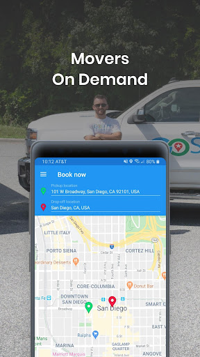 GoShare - Delivery, Moving and Hauling On Demand screenshot 2