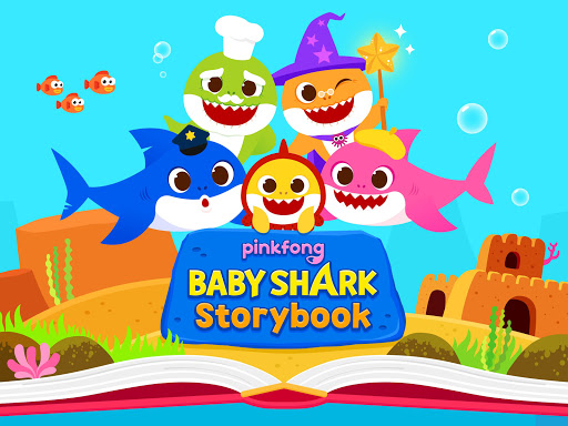 Pinkfong Baby Shark Storybook screenshot 15
