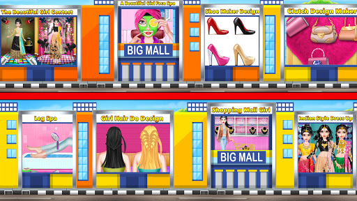 Superstar Fashion Stylist Dress up screenshot 16