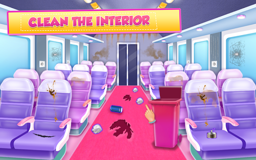 Train Cleaning and Fixing screenshot 13