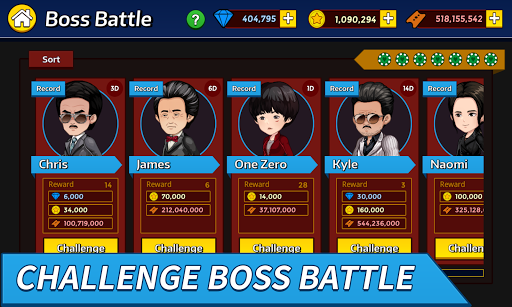 Idle Fighters screenshot 6