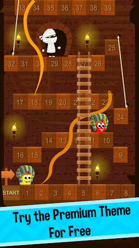 🐍 Snakes and Ladders Board Games 🎲 screenshot 17