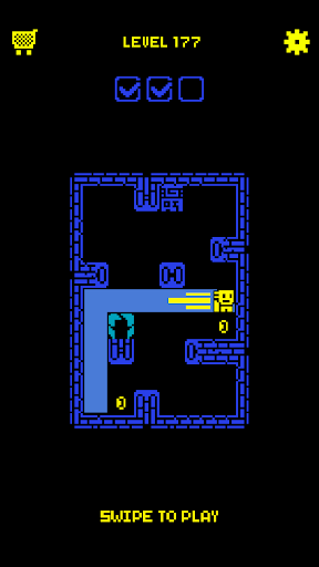 Tomb of the Mask: Color screenshot 1