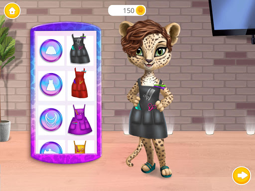 Amy's Animal Hair Salon screenshot 11