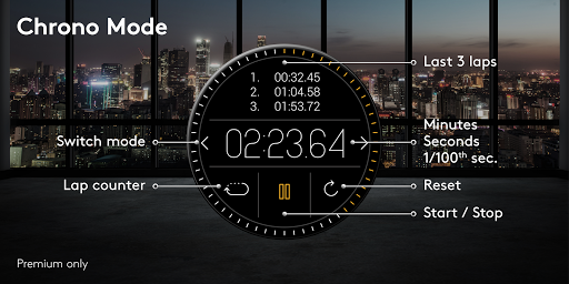 Primary Watch Face screenshot 6
