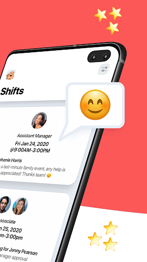 Shyft - Shift Swap, Schedule, Team Messaging screenshot 2