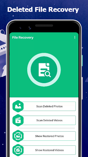 Deleted File Recovery - Recover Deleted Files screenshot 1
