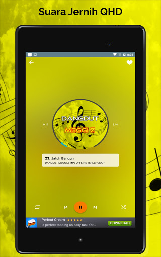 Lagu Meggi Z Mp3 Offline Terbaru screenshot 15