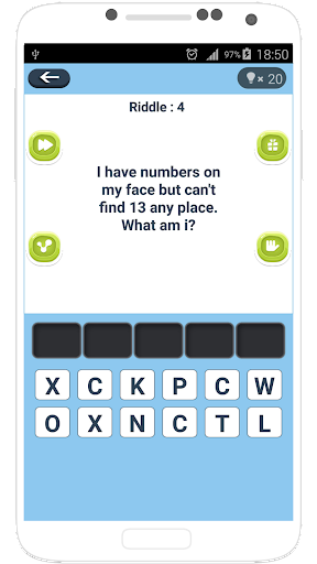 Brain riddles and answers screenshot 19