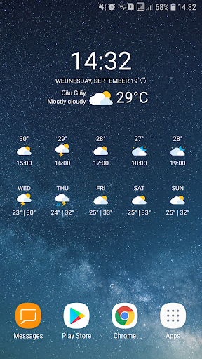 Weather Forecast screenshot 23