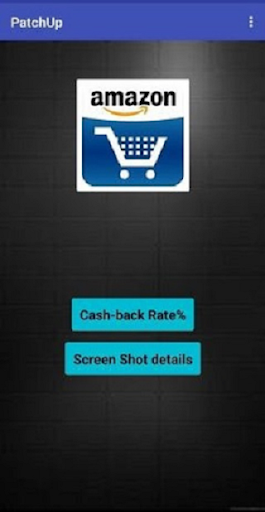 patchup- shoppping app screenshot 1
