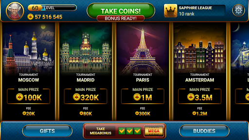 Poker Championship online screenshot 1
