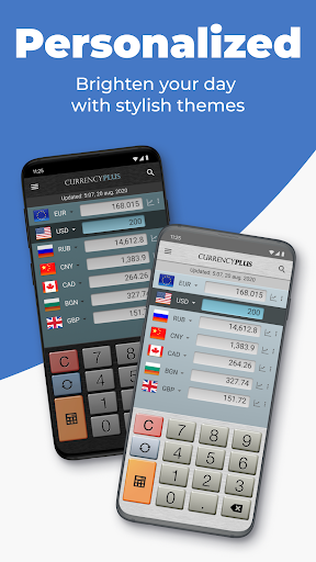 Currency Converter Plus Free with AccuRate™ screenshot 2