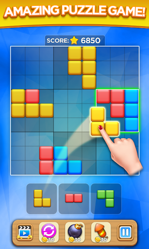 Block Sudoku Puzzle screenshot 1