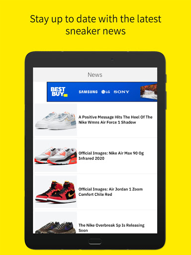 SoleInsider | Sneaker Release Dates screenshot 19