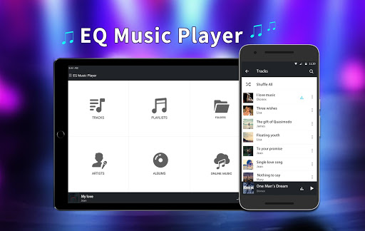 Equalizer Music Player and Video Player screenshot 9