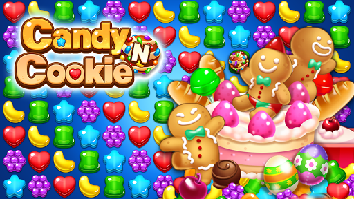 Candy N Cookie : Match3 Puzzle screenshot 9
