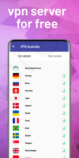 VPN Australia - get free Australia IP ‏⭐🇦🇺‏ screenshot 3