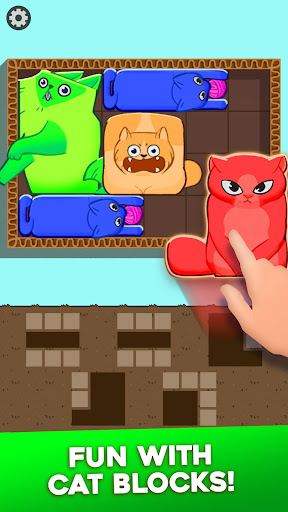 Puzzle Cats screenshot 1