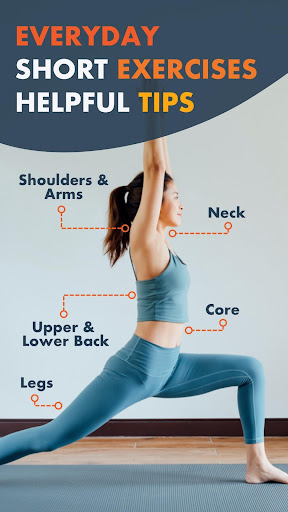 Exercises for Back, Neck and Posture screenshot 2